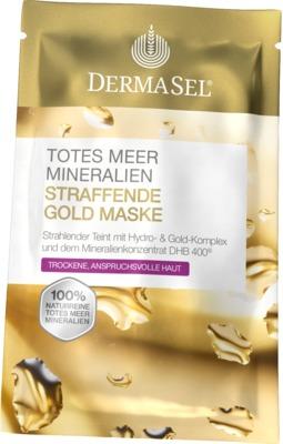 DERMASEL Maske Gold