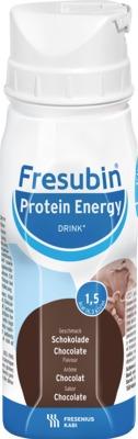 FRESUBIN PROTEIN Energy DRINK Schokolade Trinkflasche