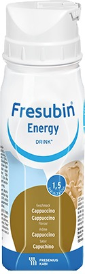 FRESUBIN ENERGY DRINK Cappuccino Trinkflasche