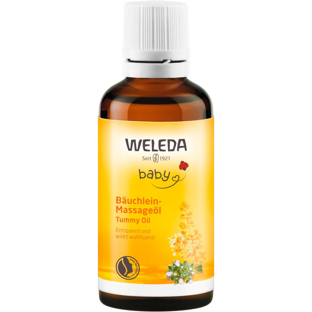 WELEDA baby Bäuchlein Massageöl