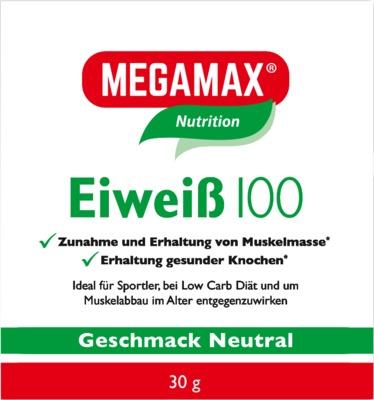 EIWEISS 100 Neutral Megamax Pulver