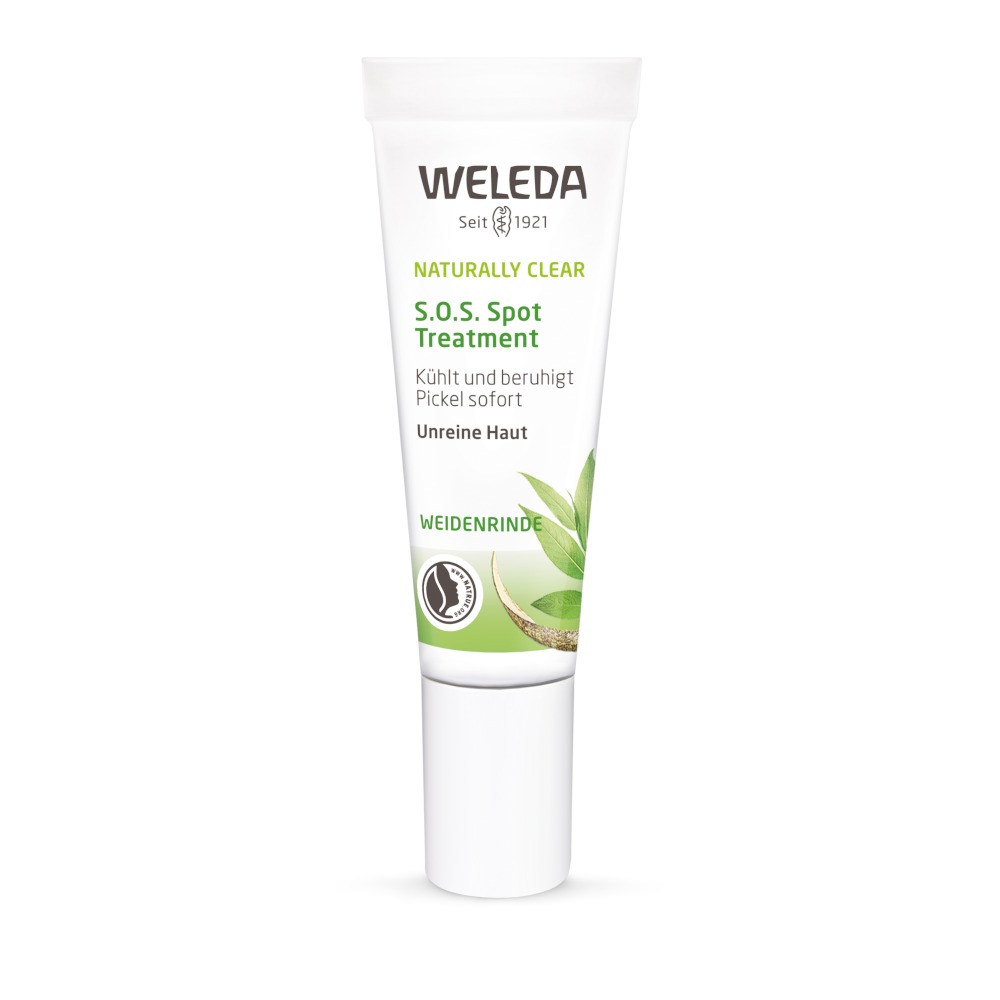 WELEDA Naturally Clear Mattierendes Fluid