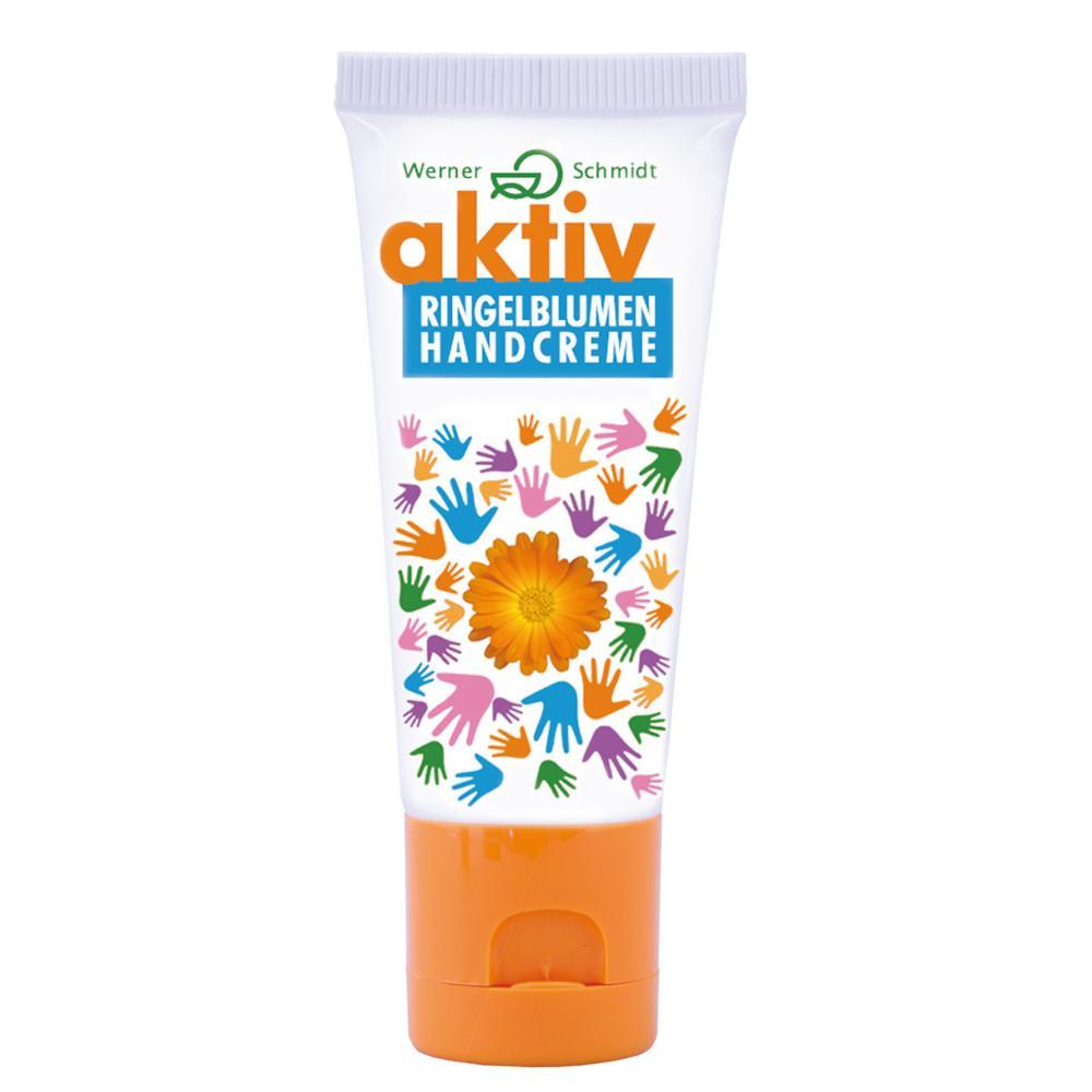 AKTIV RINGELBLUMEN-Handcreme