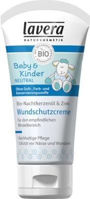LAVERA Baby & Kinder sensitiv Wundschutzcreme