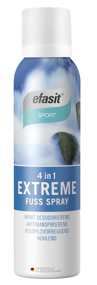 EFASIT SPORT 4in1 extreme Fuß Spray