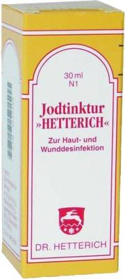 JODTINKTUR Hetterich