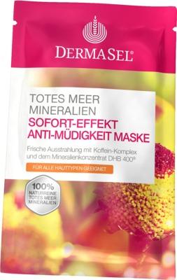 DERMASEL Maske Anti-Müdigkeit
