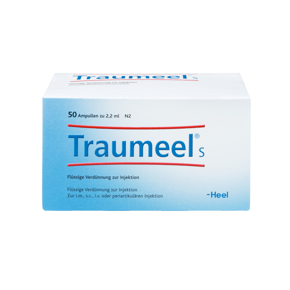 TRAUMEEL S Ampullen PZN 04312311