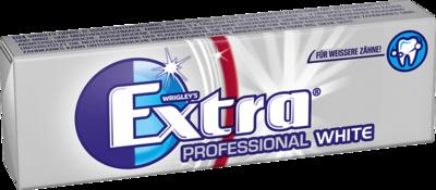 WRIGLEY´S Extra Professional white Drag.Einzelpac