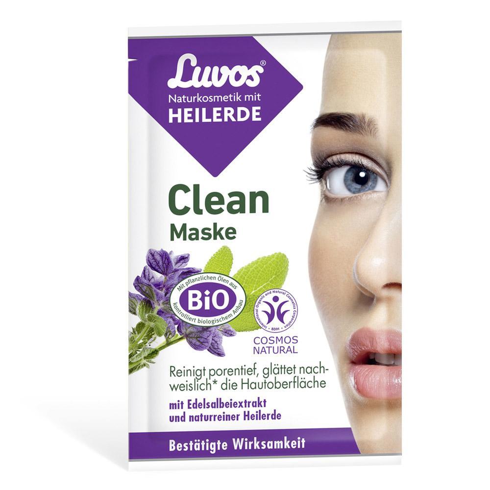 Luvos-Heilerde Clean-Maske