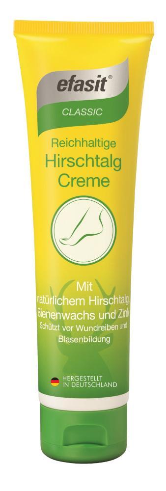 EFASIT CLASSIC reichhaltige Hirschtalg Creme