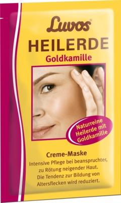 LUVOS Heilerde Creme-Maske mit Goldkamille