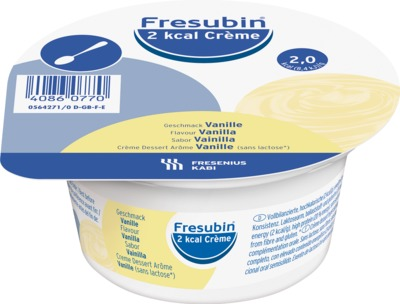 FRESUBIN 2 kcal Creme Vanille im Becher