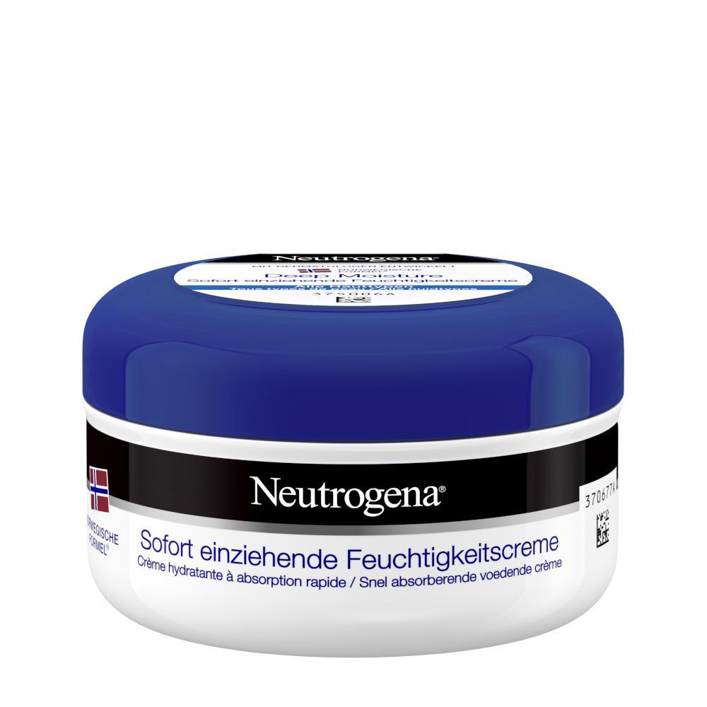 NORWEGISCHE FORMEL Sofort einziehende Feuchtigkeitscreme Neutrogena