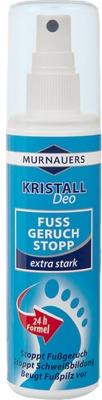MURNAUERS Kristall Deo Fußgeruch Stopp Spray