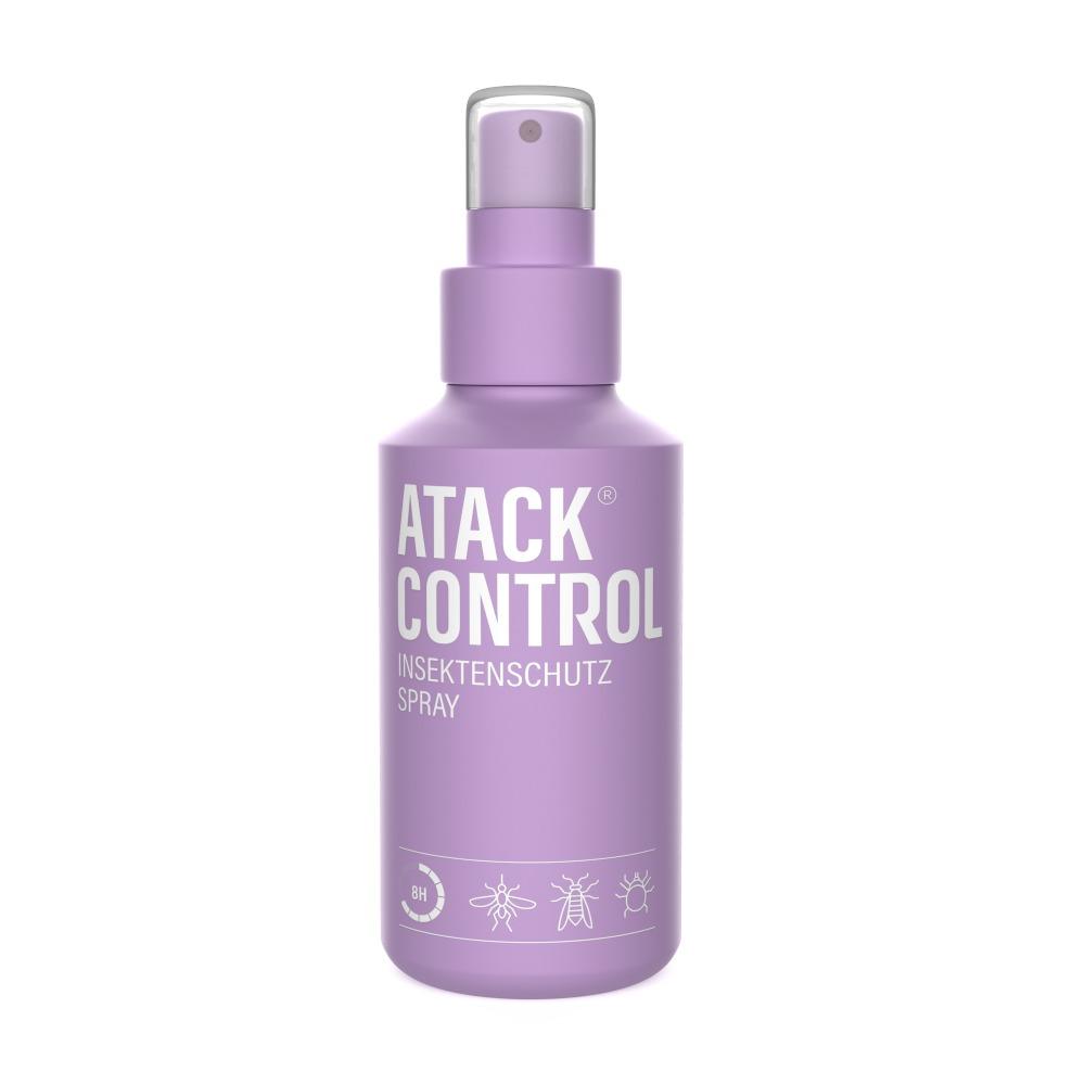 Atack Control Insektenschutz Spray