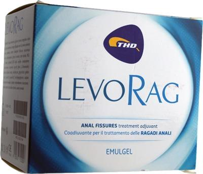 LEVORAG EmulGel Einzeltuben mit je 3,5 ml