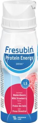 FRESUBIN PROTEIN Energy DRINK Walderdbeere Trinkflasche