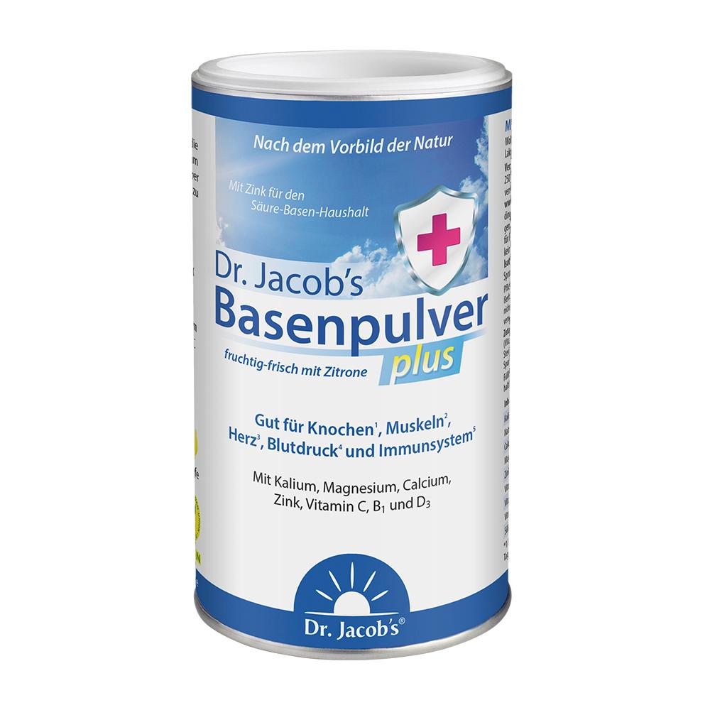 BASENPULVER plus Dr. Jacob's