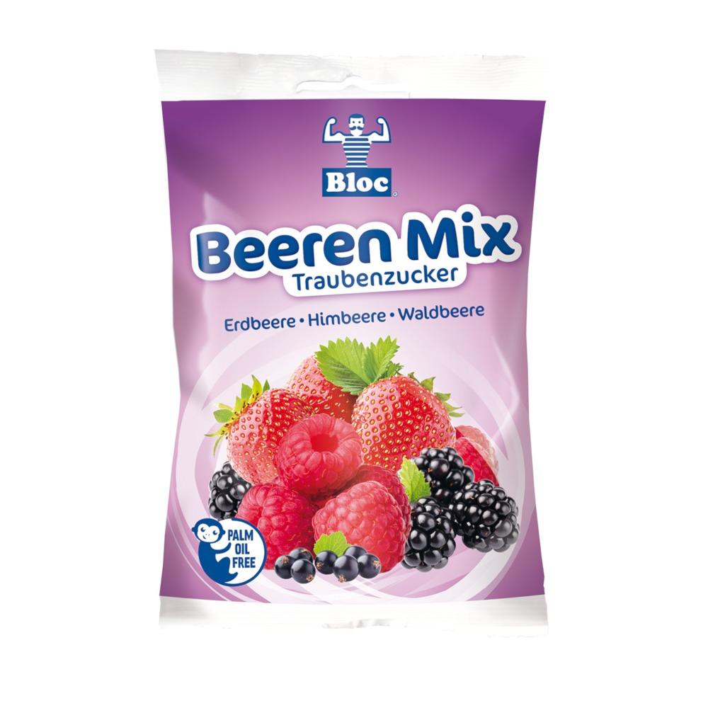 Bloc Beeren Mix Traubenzucker Beutel