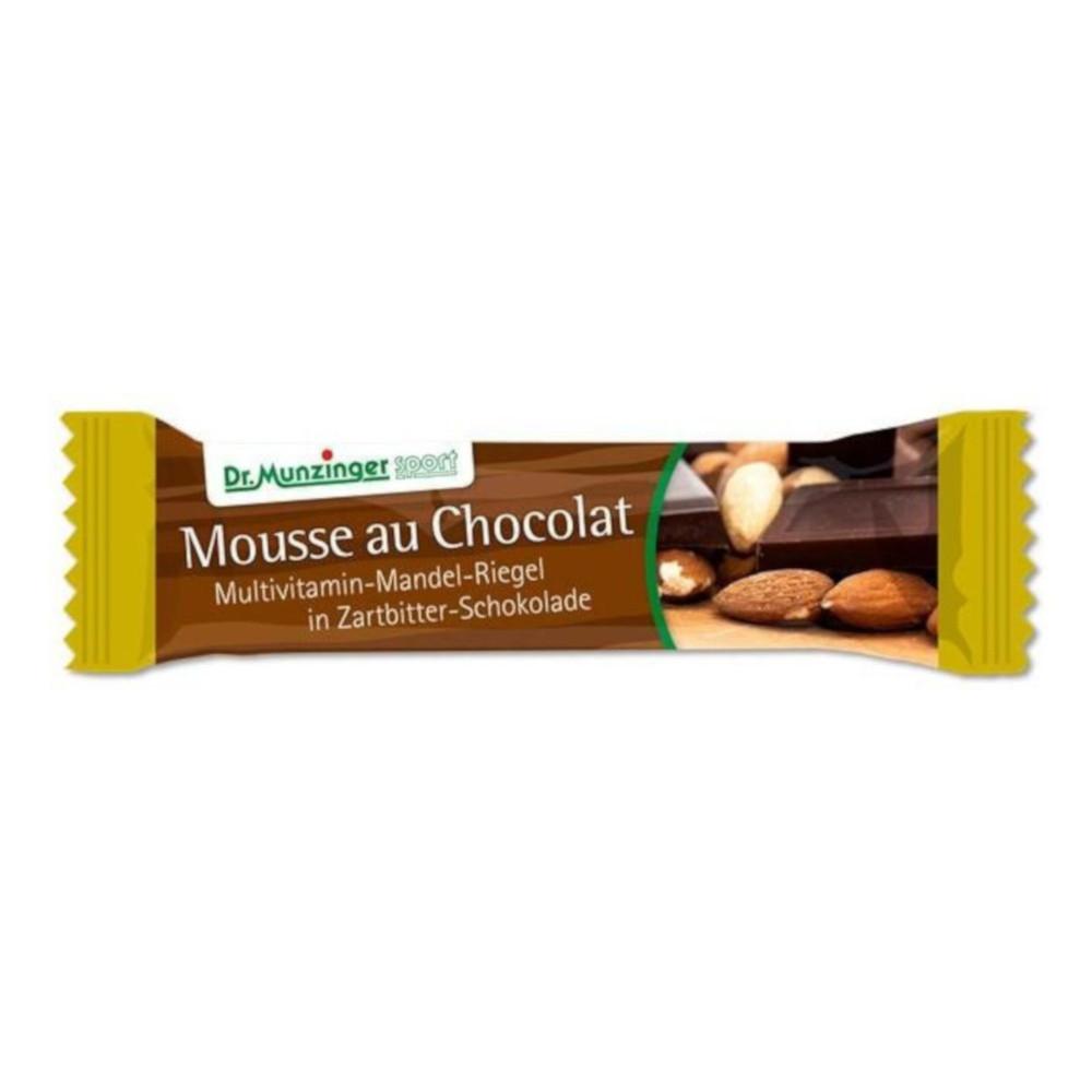 DR.MUNZINGER Riegel Mousse au Chocolat