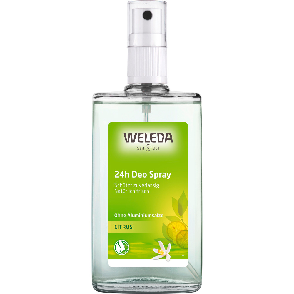 WELEDA 24h Deo Spray CITRUS
