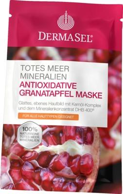 DERMASEL Maske Granatapfel