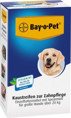 Bay o Pet Kaustreifen zur Zahnpflege für große Hunde