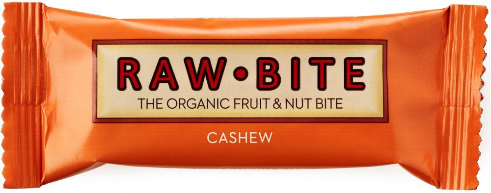 Raw Bite Bio Riegel Cashew