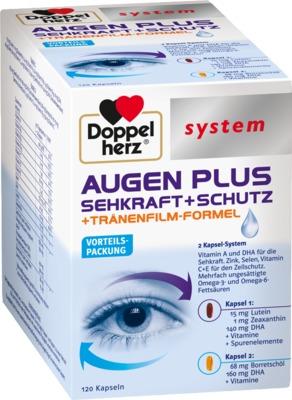 Doppelherz system AUGEN PLUS SEHKRAFT+SCHUTZ
