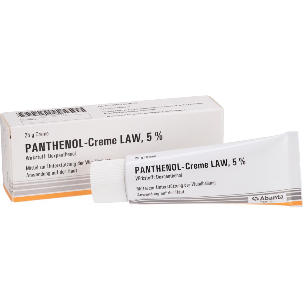 Panthenol-Creme LAW 5%