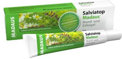 SALVIATOP Madaus Mund- und Zahngel