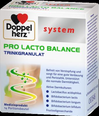 DOPPELHERZ Pro Lacto Balance system Trinkgranulat