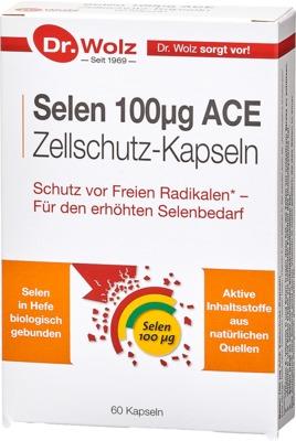SELEN ACE 100 µg 60 Tage Kapseln