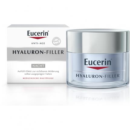 Eucerin Hyaluron-Filler Nachtpflege Creme
