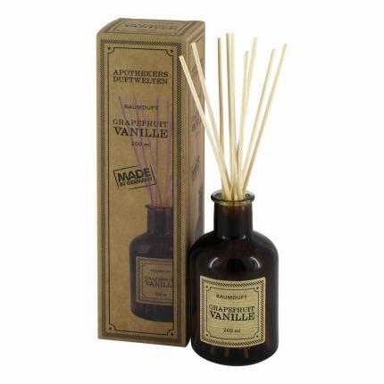 Apothekers Duftwelten Raumduft Grapefruit Vanille