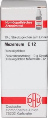 MEZEREUM C 12 Globuli