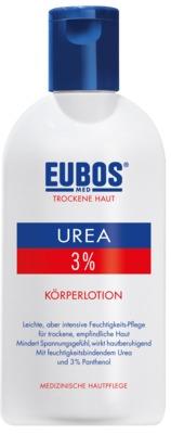 EUBOS TROCKENE Haut Urea 3% Körperlotion