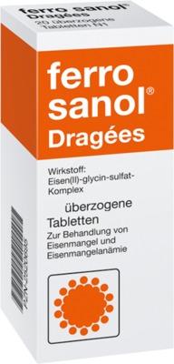 ferro sanol duodenal nebenwirkung