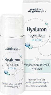 HYALURON Tagespflege Creme