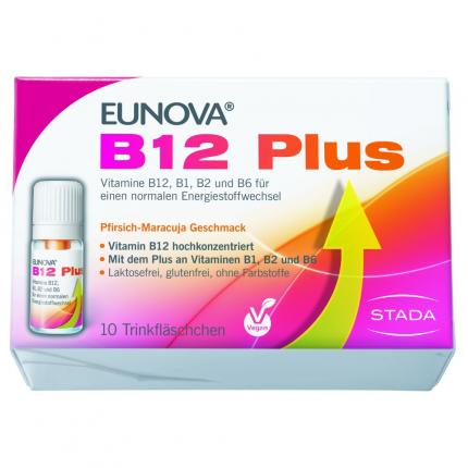 Eunova B12 Plus Lösung Zum Einnehmen