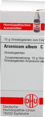 ARSENICUM ALBUM C 12 Globuli