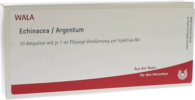 ECHINACEA/ARGENTUM Ampullen