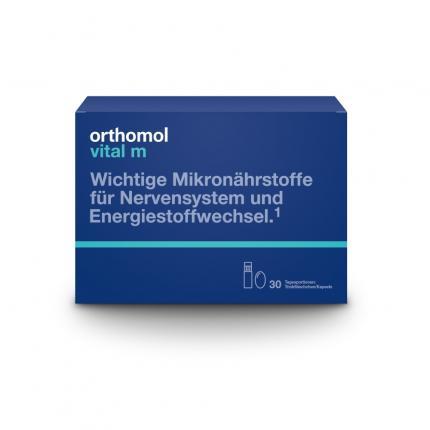 orthomol vital m 30 Tagesportionen