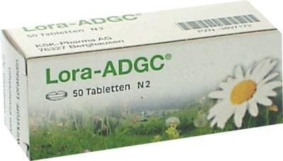 Lora-ADGC