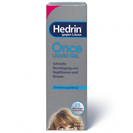 HEDRIN Once Liquid Gel