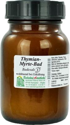 THYMIAN MYRTE Bad
