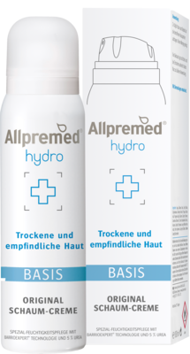 Allpremed hydro Original Schaum-Creme BASIS