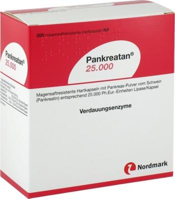 Pankreatan 25000
