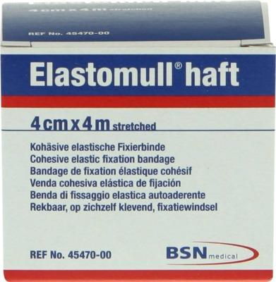 ELASTOMULL haft 4 cmx4 m 45470 Fixierb.